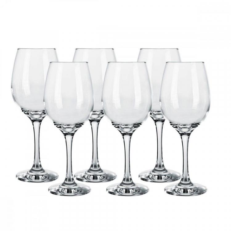 Set de 6 Copas para Vino BARONE 385ML
